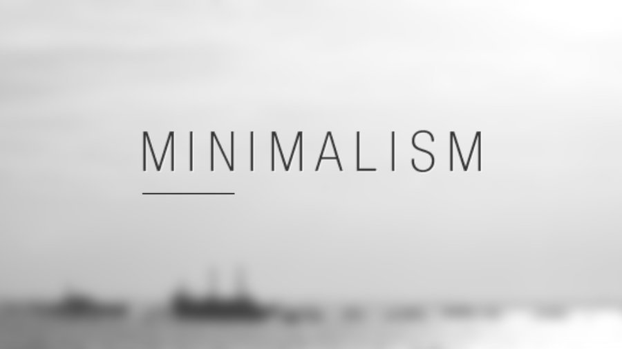 Egy minimalista emberkísérlete – prológus