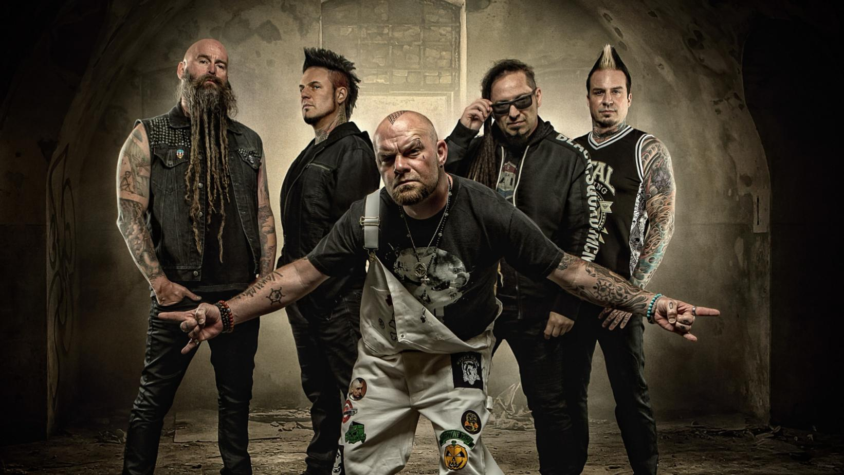 Five Finger Death Punch, Megadeth, Bad Wolves 2020