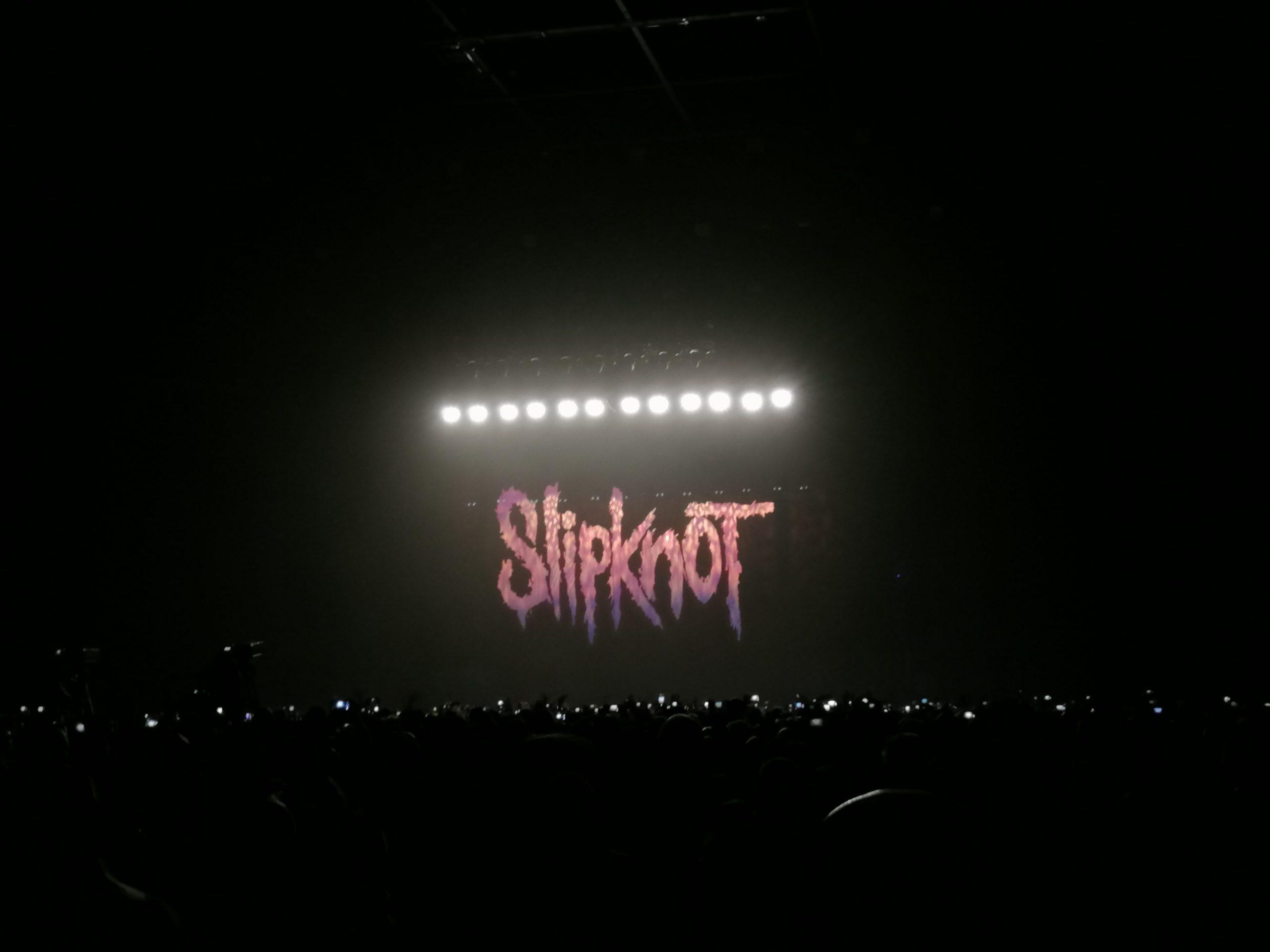 Beszámoló a Slipknot koncertről