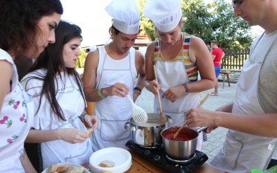 Beszámoló a tátrai Language and Cooking! projektről